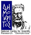 NCSR Demokritos logo