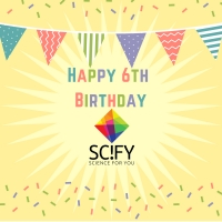 Happy Birthday SciFY