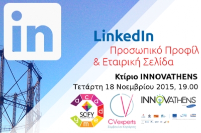 "SciFY Academy ""LinkedIn - Personal Profile & Corporate Page"""