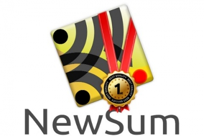 NewSum's first distinction