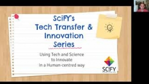 Tech Transfer and Innovation series: helping people innovate